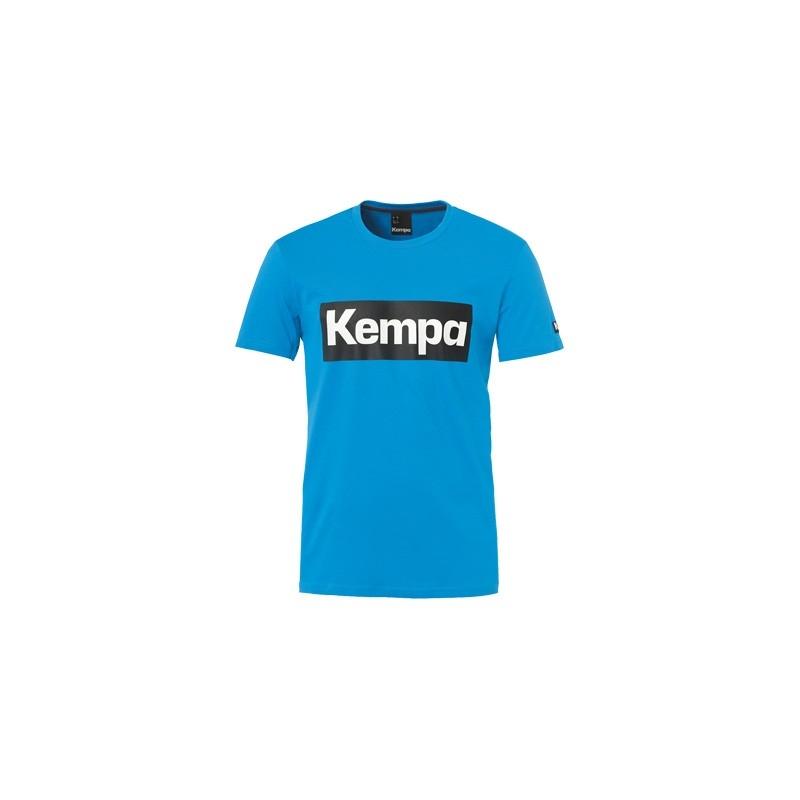 Tricouri Kempa copii si adulti promo albastru 2XS-3XL