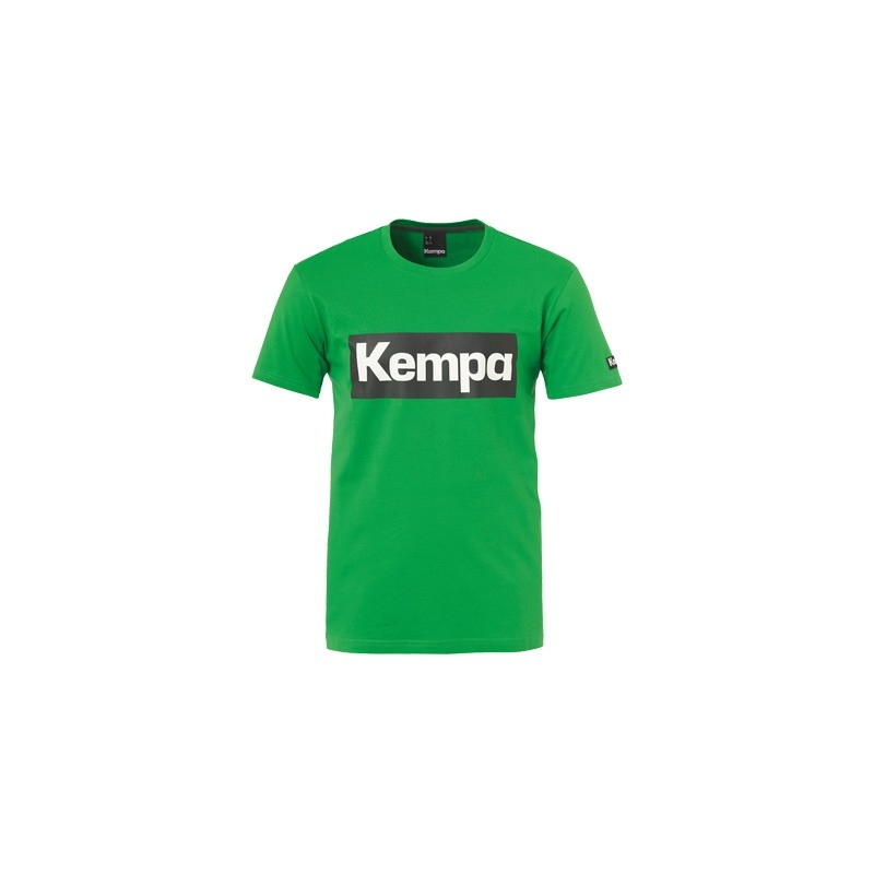 Tricouri Kempa copii si adulti promo verde 2XS-3XL