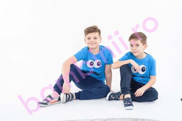 Tricouri baieti 5369 albastru