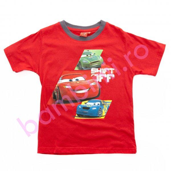 Tricouri baieti cars 5360 rosu