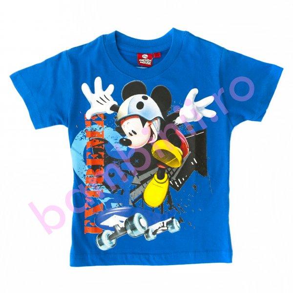 Tricouri baieti mickey mouse 5360 albastru