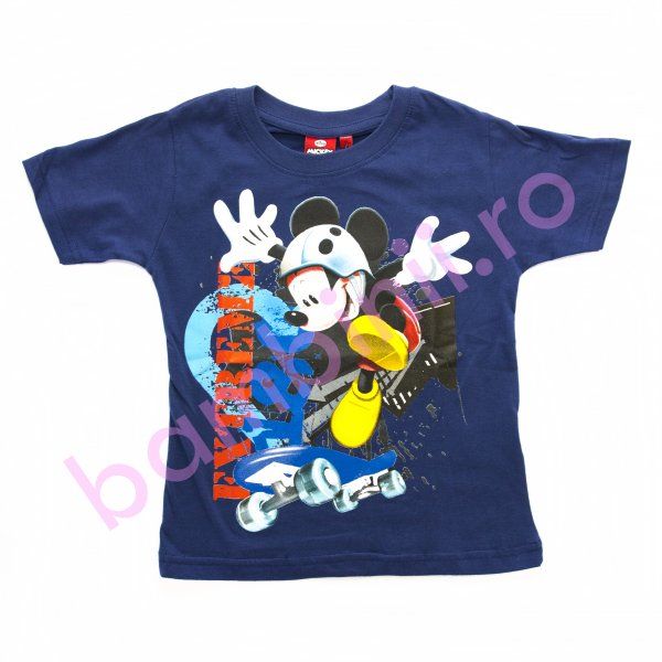 Tricouri baieti mickey mouse 5360 blu