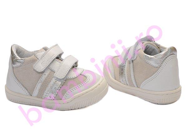 Adidas copii Pj Shoes Costa alb