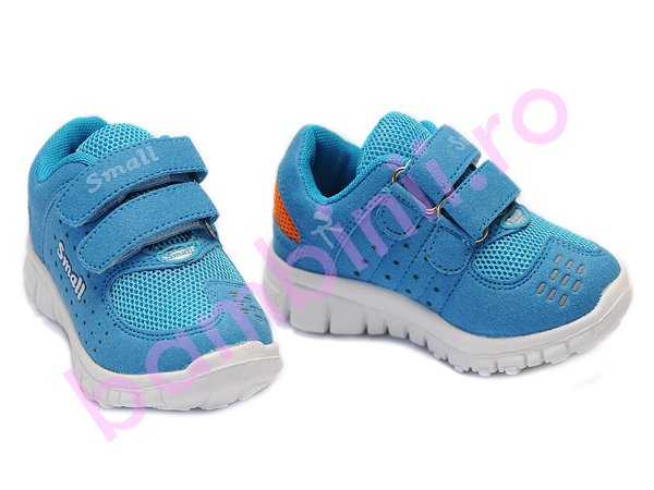 Adidasi copii Small blue