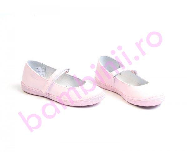 Pantofi copii piele Candy 2 roz