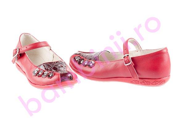 Pantofi copii 299 rosu