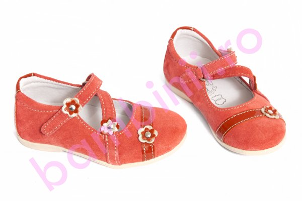 Pantofi balerini copii hokide 405 corai 22-27
