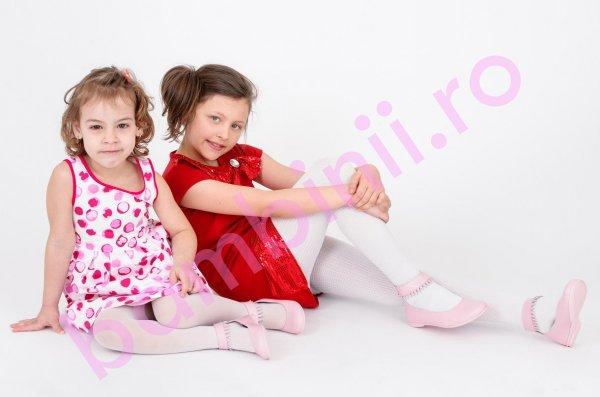Balerini copii MARIE roz