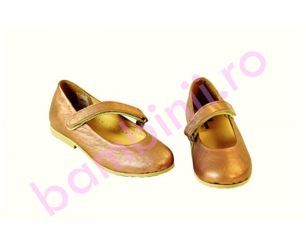Pantofi copii Olimpia bronz