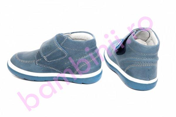 Ghete baieti pj shoes Edy blu 20-29