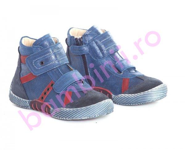 Ghete baieti pj shoes Maxi albastru