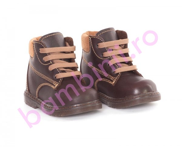 Ghete copii blana pj shoes Luca maro