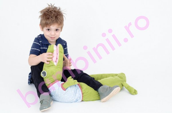 Ghete copii Edy verde