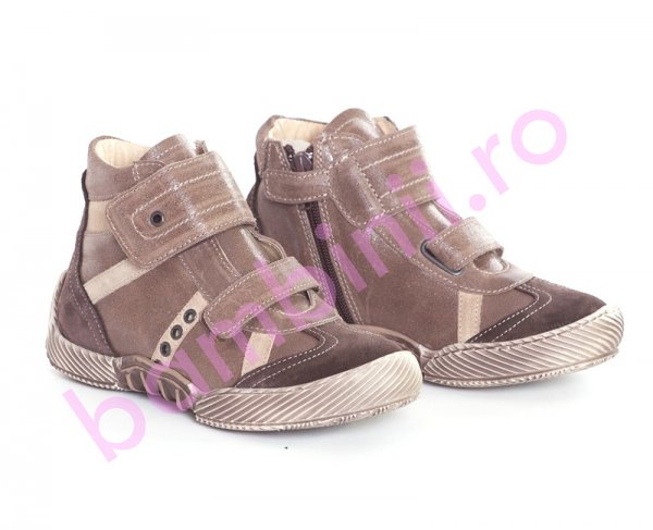 Ghete copii pj shoes Maxi maro