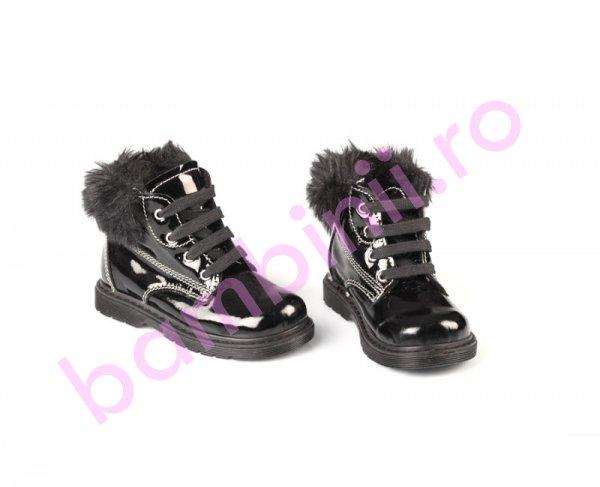 Ghetute copii pj shoes emy negru