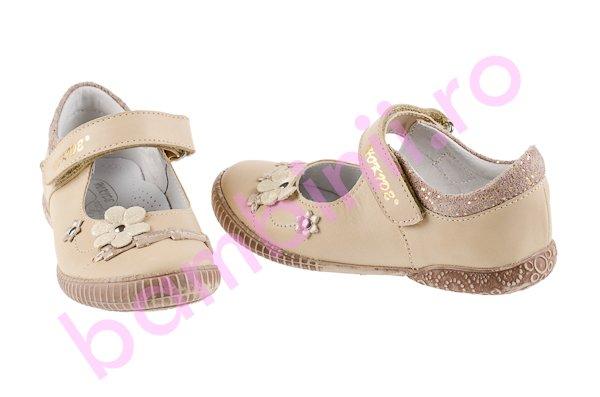 Pantofi copii hokide 266 bej
