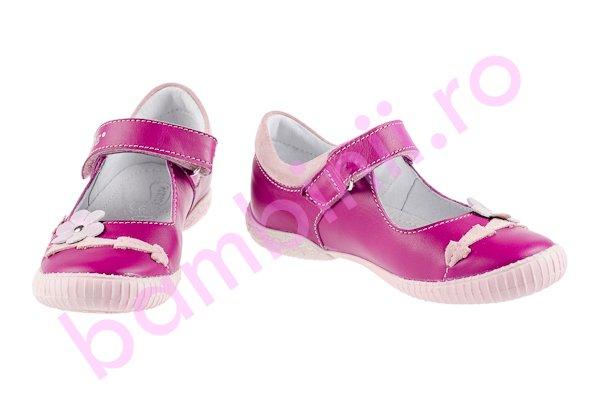 Pantofi copii hokide 266 fuxia