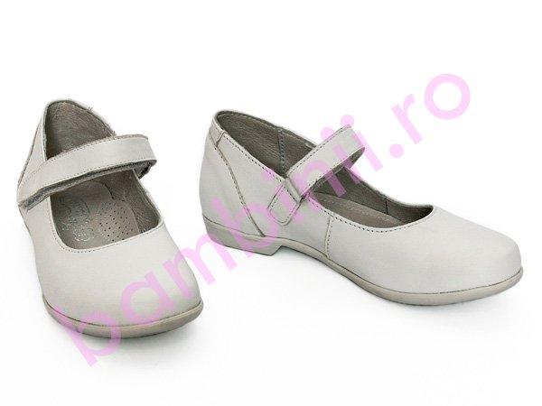 Pantofi copii hokide 272 alb