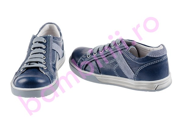 Pantofi copii hokide 288 albastru