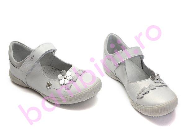 Pantofi copii hokide 266 alb