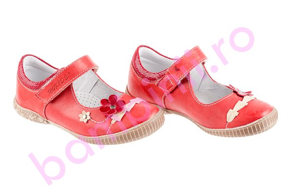 Pantofi copii hokide 266 rosu