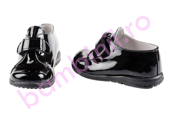 Pantofi copii Nasic negru