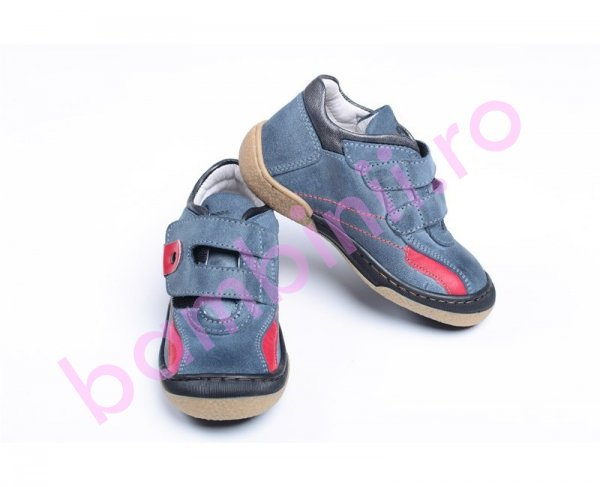 Pantofi copii Pj Shoes Stefy blu