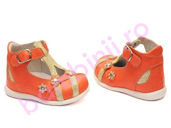 Pantofi copii hokide 307 corai