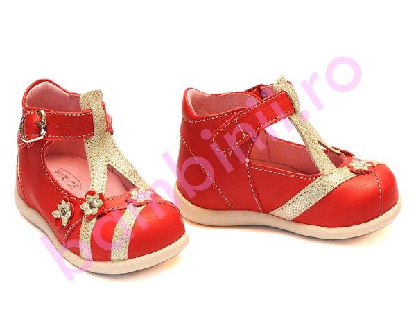 Pantofi copii hokide 307 rosu