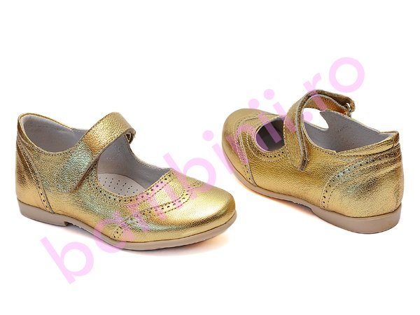 Pantofi fete hokide 420 auriu
