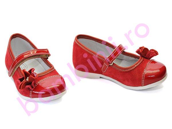 Pantofi copii hokide 304 rosu
