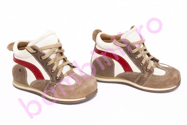 Pantofi copii avus 223 maro red 20-27