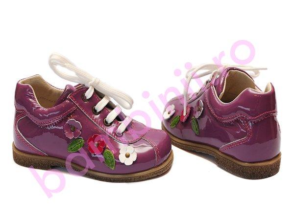 Pantofi copii avus Sirio mov deschis