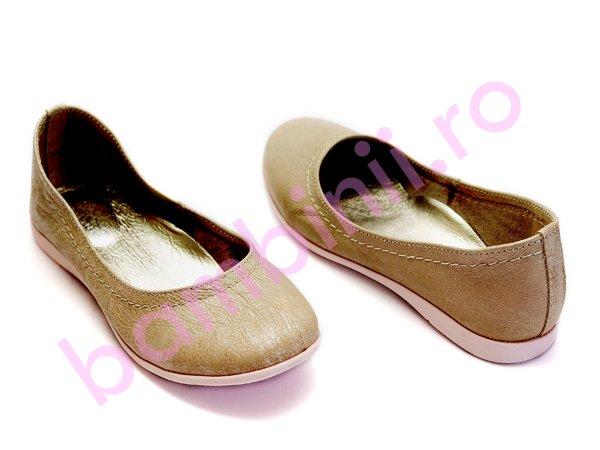 Pantofi copii avus 33 auriu