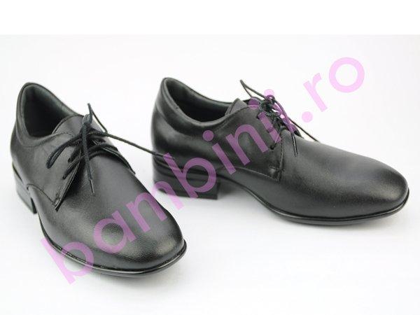 Pantofi copii eleganti 1308 negru