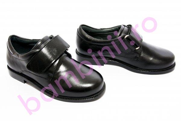 Pantofi copii leofex 102 negru arici 28-37