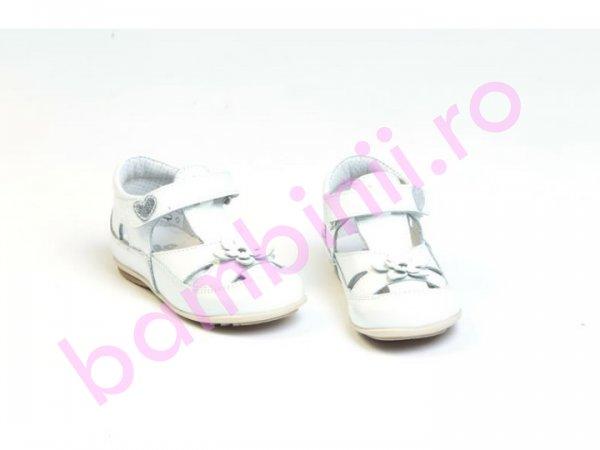 Pantofi copii Mara alb