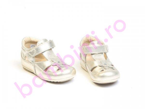 Pantofi copii Mara auriu