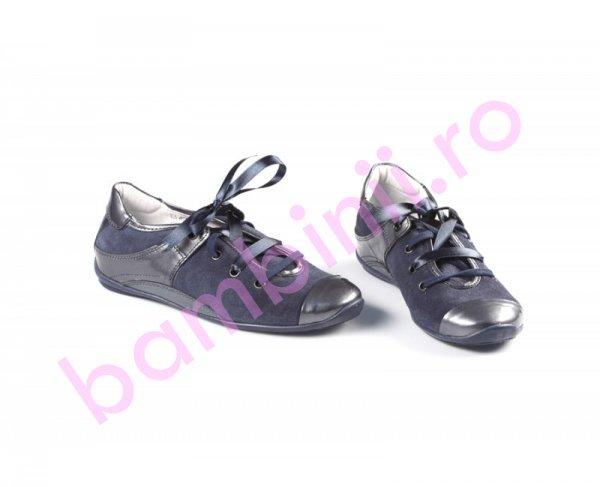 Pantofi copii Pj Shoes marika albastru