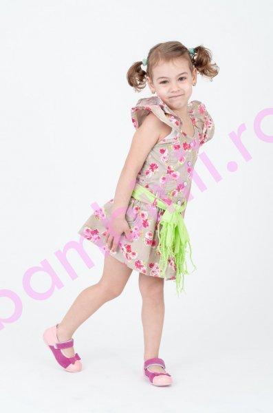 Balerini copii PICCO roz
