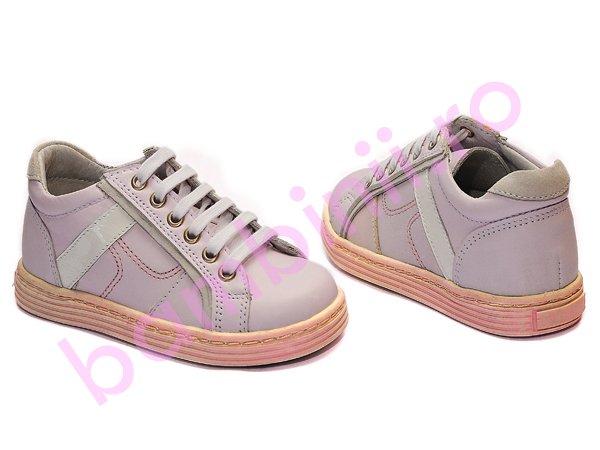 Pantofi pentru fete hokide 288 roz pal