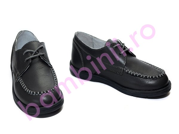 Pantofi copii Pj Shoes Toni 2 negru