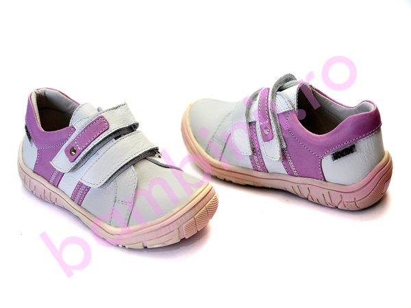 Pantofi copii sport 315 alb fuxia