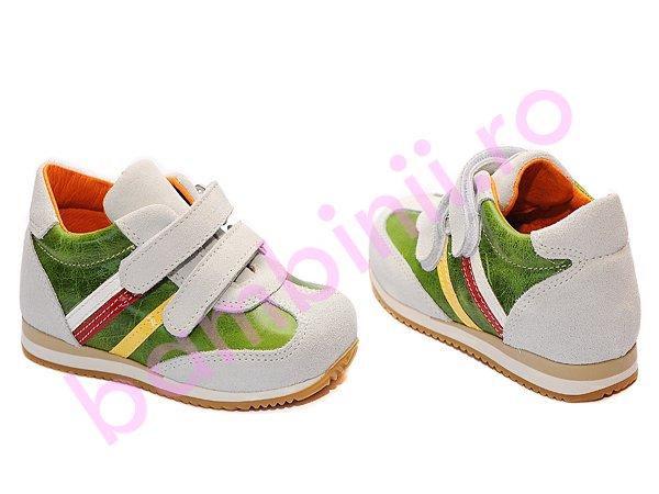 Pantofi copii sport avus 325 verde