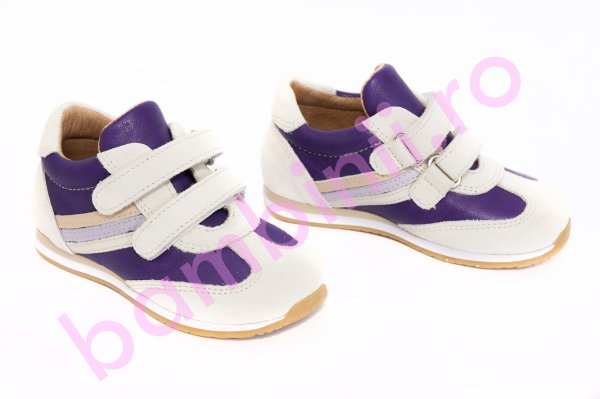 Pantofi fete sport avus 321 bej mov 20-27