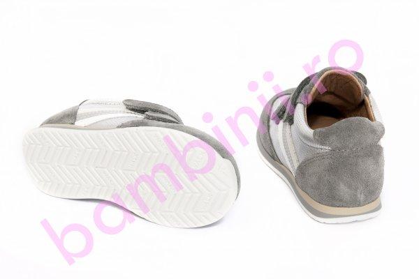 Pantofi copii sport avus 321 gri argintiu 20-27