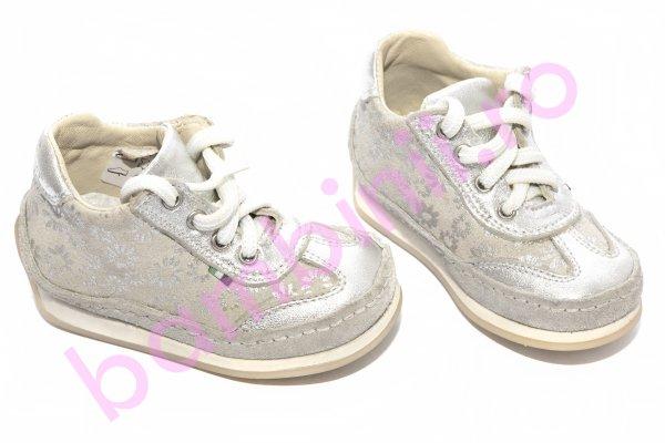 Pantofi copii sport hokide 856 alb