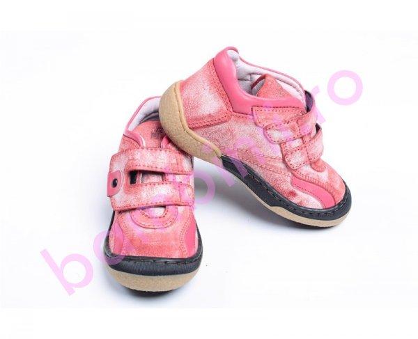 Pantofi copii Pj Shoes Stefy roz