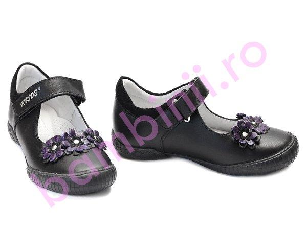 Pantofi fete hokide 266 negru