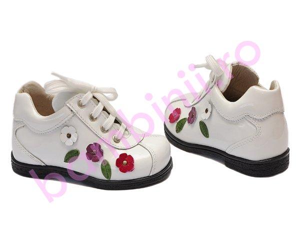 Pantofi copii avus Sirio alb